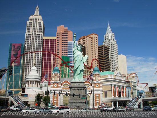 Las vegas new york new york casino